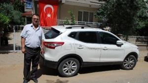 İYİ Parti ilçe başkanı ve yardımcısının otomobiline zarar verildi iddiası