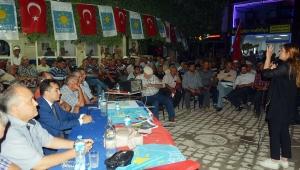 İYİ Parti son gece Altay Meydanı'nda