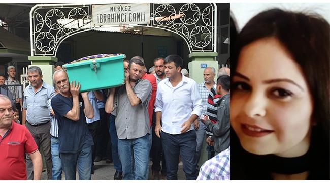 Kadın cinayeti kurbanı Döne toprağa verildi
