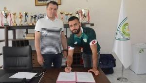 Manisa Büyükşehir Belediyespor'da Umut tamam