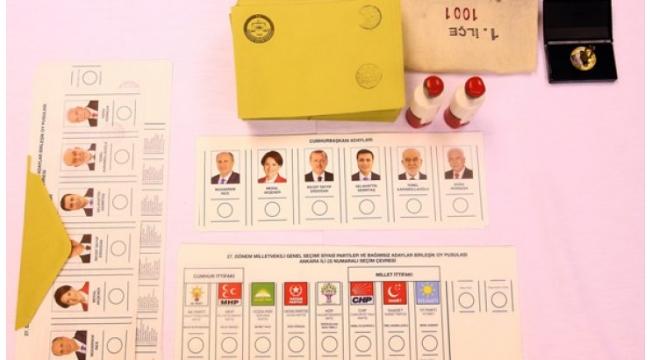 Turgutlu'nun kesin olmayan Cumhurbaşkanlığı - Milletvekili Seçim Sonuçları