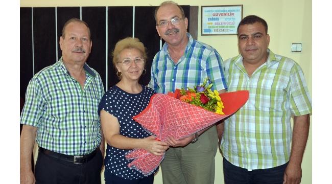 Vergi Dairesi Müdür Yardımcısı Selma Azsöyler emekliye ayrıldı