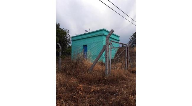 Su deposundaki akü hırsızlığı mahalleliyi susuz bıraktı