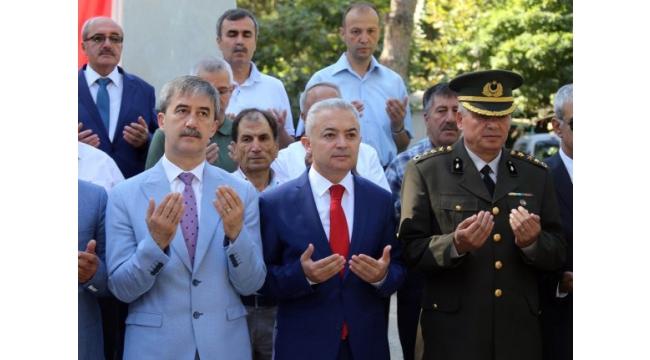 Turgutlu'da resmi bayramlaşma çarşamba günü