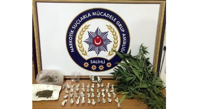 Uyuşturucuya aman yok, 3 tutuklama