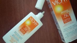 Vichy Güneş Koruyucu Ürünler