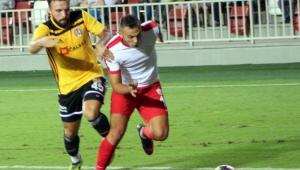 Turgutluspor Tire'de kupaya 'tamam' dedi: 2-1