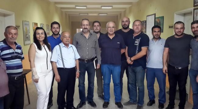 TURMESAD'da Görev Değişikliği