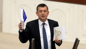 CHP'li Özel, Manisa Kitap Fuarından desteğin çekilmesini TBMM gündemine taşıdı