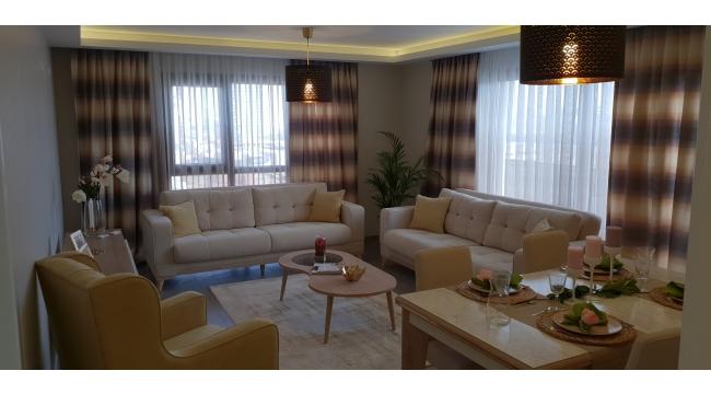 Life City Turgutlu 'artan faizlere inat kredisiz fırsatlarla' örnek dairesine bekliyor