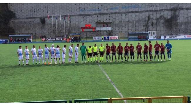 Turgutluspor 1461 Trabzon'dan puan alamadı: 2-1