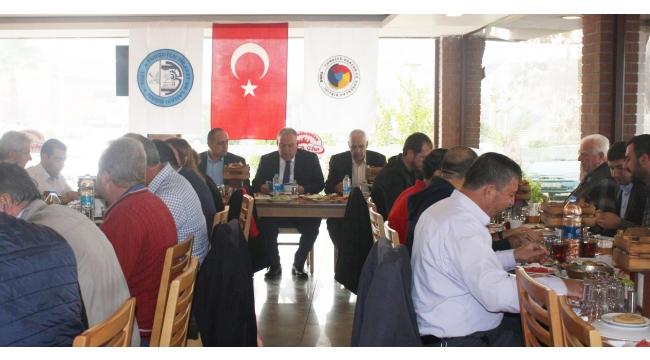 TUTSO Müşterek Meslek Komitesi Toplantısında enflasyonla mücadele çağrısı