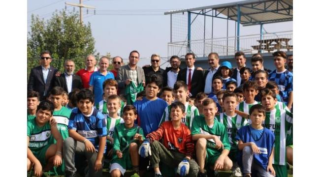Yeşilay'dan sporda ayrımcılığa dikkat çeken etkinlik
