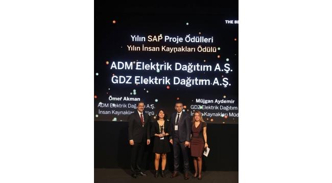 ADM ve GDZ Elektrik Dağıtım'a