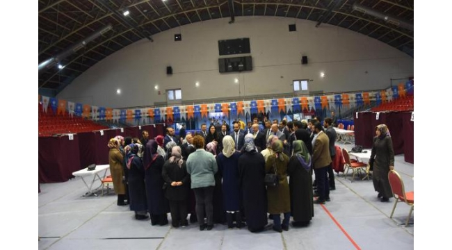 AK Parti'de çevreci temayül yoklaması