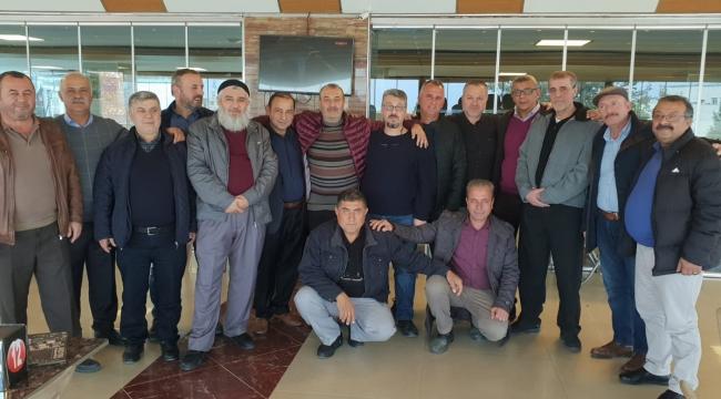 Asker arkadaşları 30 yıl sonra buluştular