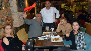Bayramefendi Osmanlı'da canlı müzikle Cumhuriyet kutlaması