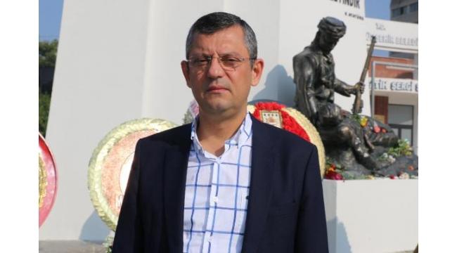 CHP'li Özel, kışladaki zehirlenmeyi Meclis gündemine taşıdı