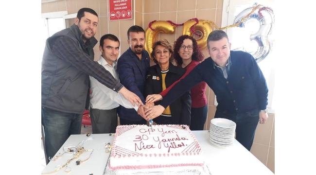 CP Yem Turgutlu'da 30'uncu yılını doldurdu