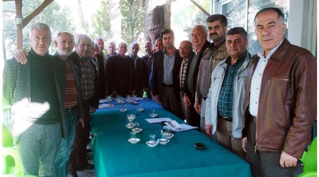Emekli polisler Turgutlu'da çatı altında toplanıyor