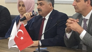 Mehmet Yenir Ak Parti'den 8.aday adayı VİDEO