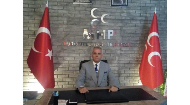 MHP'de başkanlığa Gürhan Bostan getirildi