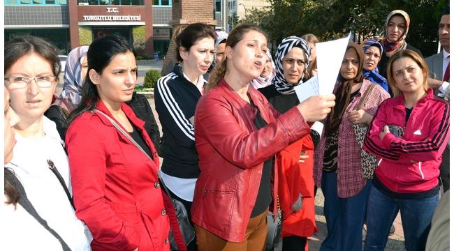 Öğrenciyi darp ettiği iddia edilen öğretmene velilerden destek