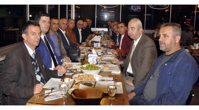Ticaret Borsası Meclisi İkizler Balıkçılık'ta toplandı