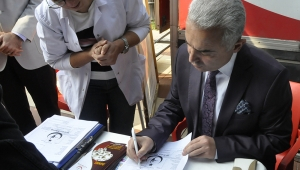 Turgutlu'da 1 günde 50 kişiden organ bağışı