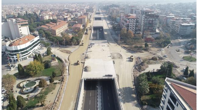 Turgutlu tarihinin en büyük yatırımında sona yaklaşılıyor