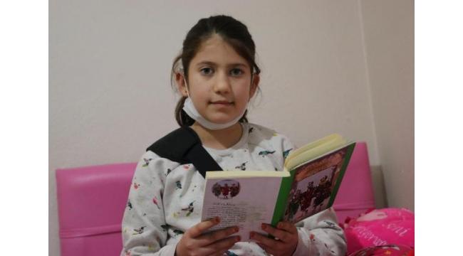 Yapay kalple yaşayan Münire Cemre'nin tek isteği kalp nakli