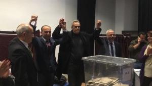 CHP'de eğilim yoklamasından Çetin Akın çıktı
