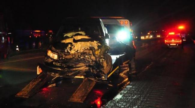 Kütahya Haberleri: Alkollü sürücü park halindeki 4 araca çarptı