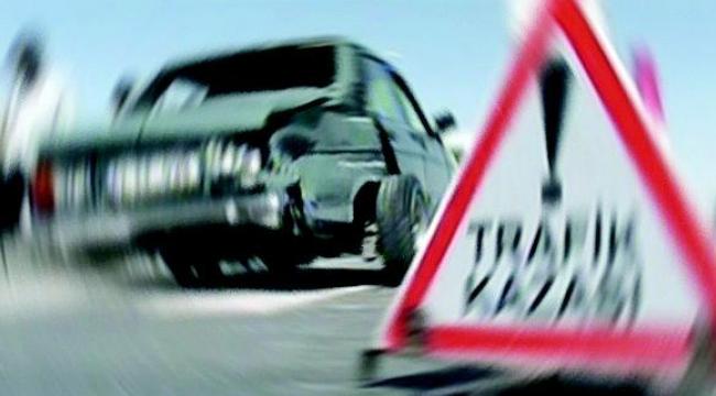İki araç çarpıştı ilk belirlemelere göre 6 yaralı