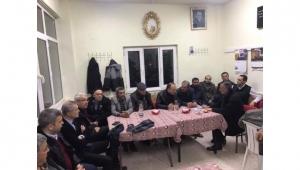 Kırsal mahalleri dolaşıp ' Üretken Turgutlu'yu ' anlattılar