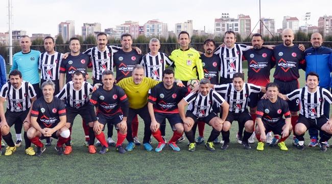 Masterler'de Turgutlu ile Manisa yenişemedi: 1-1