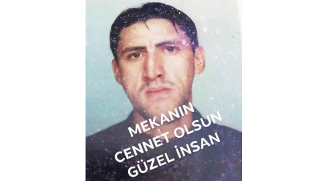 Tuncay Gülzer kazada yaşamını yitirdi