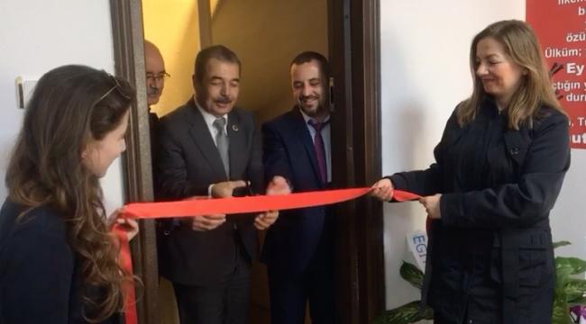 Turgutlu'da Eğitim-İş Sendikası Temsilciliği açıldı