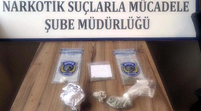 Uyuşturucu operasyonu: 49 gözaltı