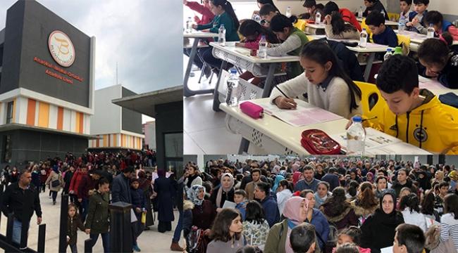 Bilgikent Okullarında hedeflerini gerçekleştirmek isteyen 2500 öğrenci buluştu