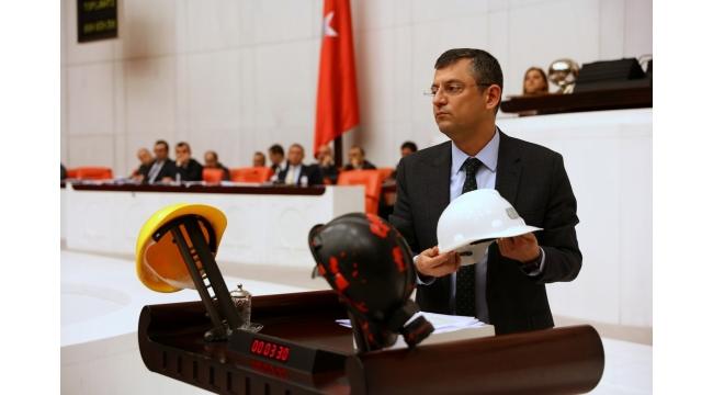 CHP'li Özel,