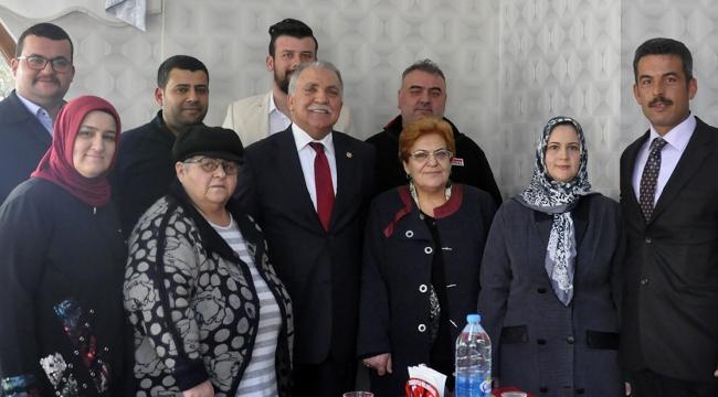 Emekli kaptan Hamit Yıldız, Yılmazlar'a adaylığını açıkladı