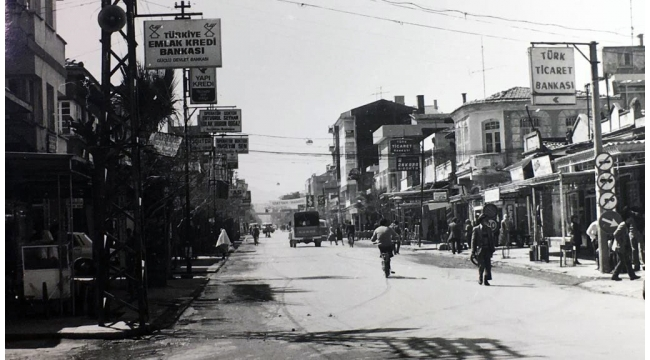 TURGUTLU Atatürk Bulvarı 1980 -1985 dönemi…