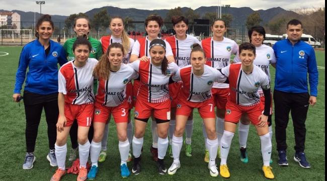 Turgutlu Belediyespor İncirliova'da farklı kazandı: 0-5
