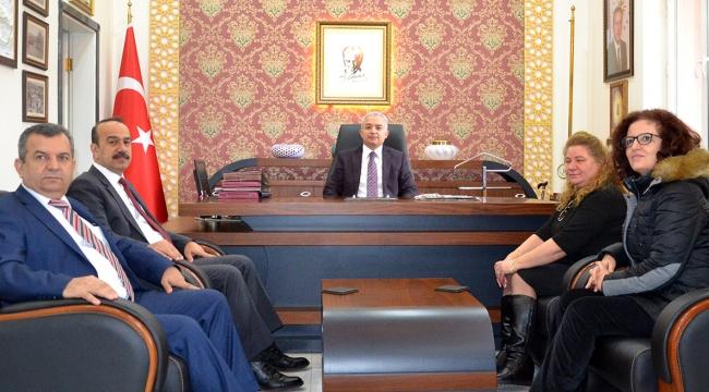 Turgutlu'da 30.Vergi Haftası kutlamaları