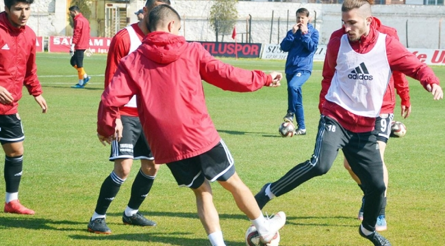 Turgutluspor Karacabey maçına hazır