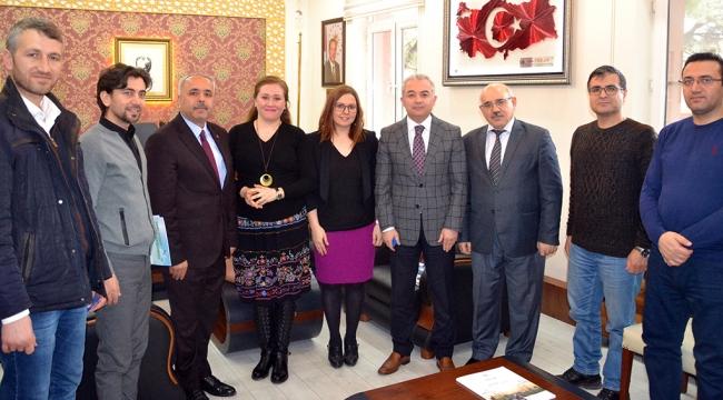Zafer Kalkınma Ajansından Turgutlu'ya atölye yapımı desteği