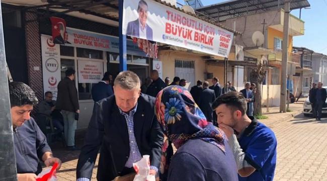 BBP M. Serhat Orhan Urganlı Seçim Bürosu Açıldı
