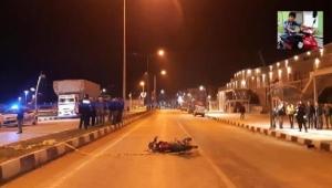 Liseli Muammer, motosiklet kazasında yaşamını yitirdi