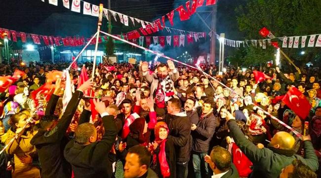 Orhan: 'Turgutlu Belediyesi yeniden halkın belediyesi olacak'